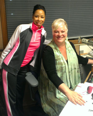 Sonya Bernard-Hollins on WKZO