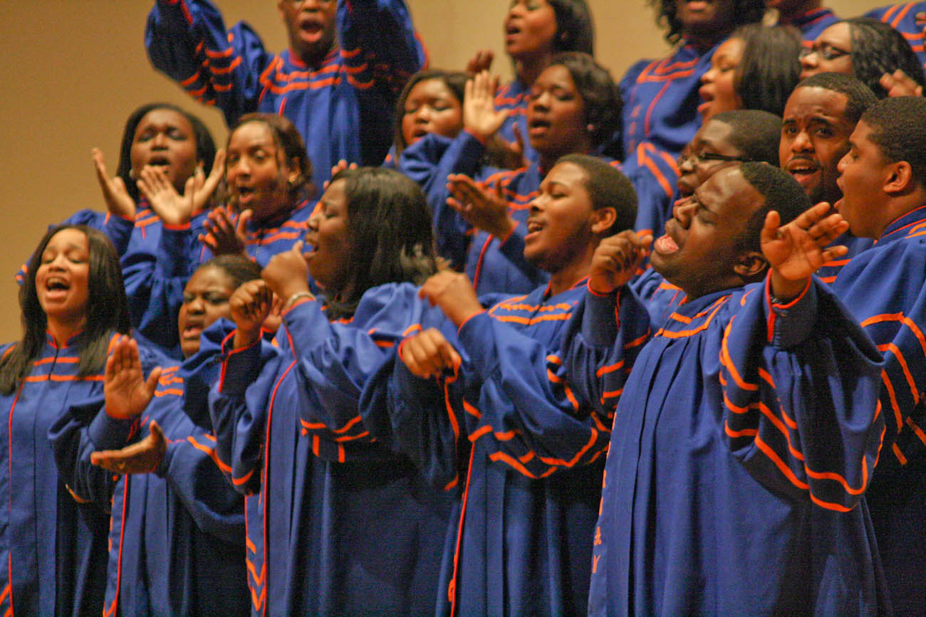 Award-Winning Black College Choirs to Perform Free ...