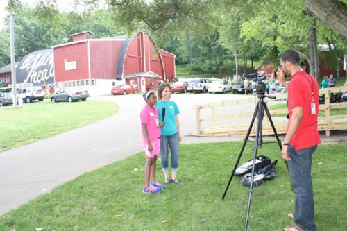 Sierra Ward interviews Barn Theatre co-owner
