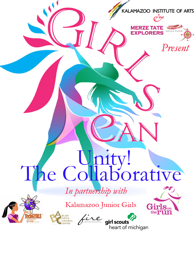 organizations join for 2nd annual girls can collaborative