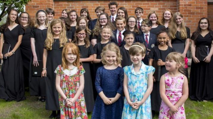 Battle Creek Boychoir and Battle Creek Girls Chorus
